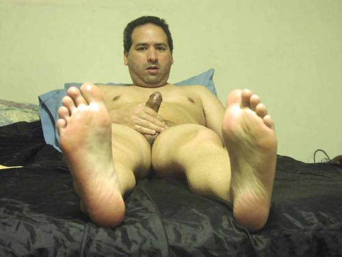 Foot Sights For Orgasms!
