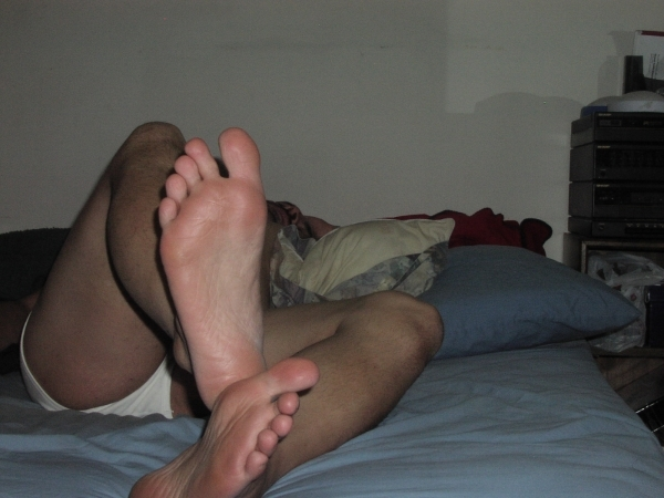 Feet Needs To Be Worshiped!